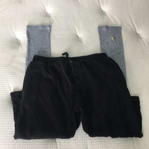 Boys sweatpants shorts size XL